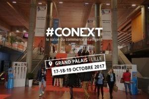 Participation au salon #Conext