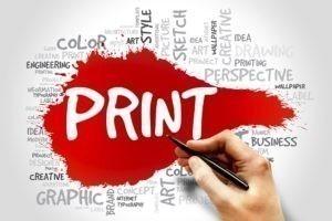 Le print au cœur de la stratégie marketing