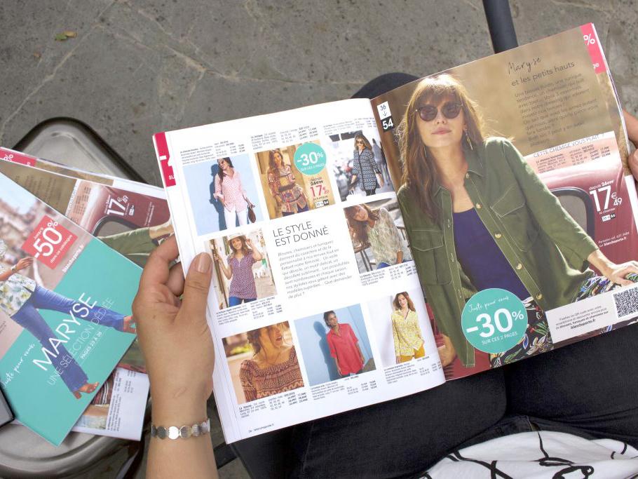Catalogue personnalisé Blancheporte