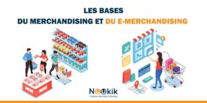 Les bases du Merchandising et du E-merchandising